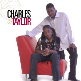 Charles & Taylor CD - Photography