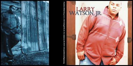 Larry Watson, Jr. CD Photography